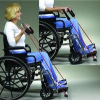 Skil-Care Wheelchair Workout for Physical Therapy by Skil-Care Corporation | Medical Supplies