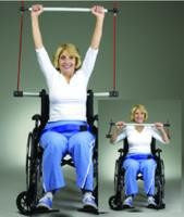 Skil-Care Wheelchair Workout - Physical Therapy - Mountainside Medical Equipment