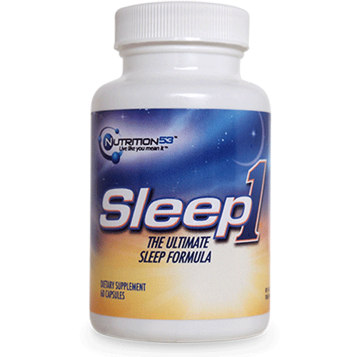 Buy Sleep1 Ultimate Sleep Formula 60 Capsules by n/a | SDVOSB - Mountainside Medical Equipment