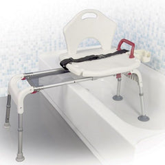 Buy Sliding Bathtub Transfer Bench online used to treat Bath Benches - Medical Conditions