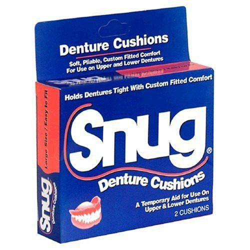 Buy Snug Denture Cushions - 2 Pack by DOT Unilever wholesale bulk | Personal Care & Hygiene