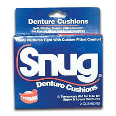 Buy Snug Denture Cushions - 2 Pack by DOT Unilever | Personal Care & Hygiene