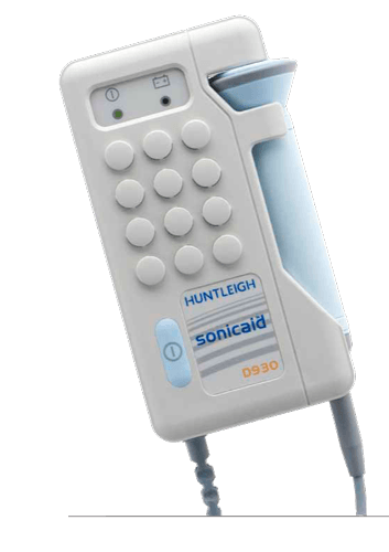 Buy Huntleigh Sonicaid Flexi Dopplex Fetal Doppler by Huntleigh Healthcare online | Mountainside Medical Equipment