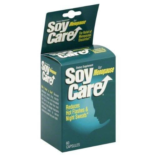 Buy Soycare for Menopause 60 Caplets by International Vitamin Corporation | SDVOSB - Mountainside Medical Equipment