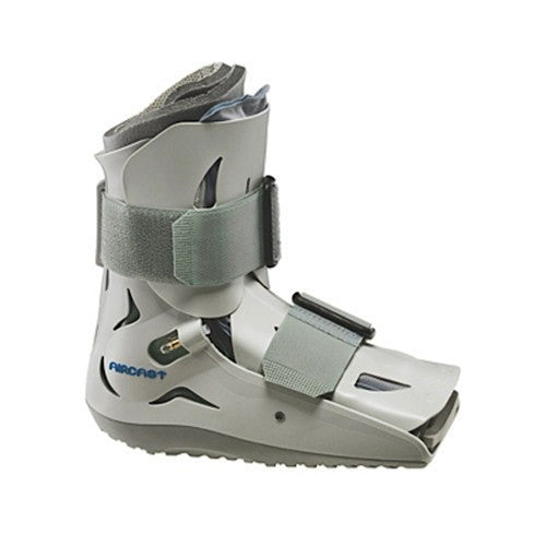 Aircast SP Walking Boot Brace (Short Pneumatic) for Ankle Braces by Aircast | Medical Supplies
