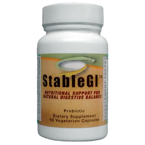 Buy Stable GI Probiotic Supplement, Natural Digestive Formula (60 Capsules) online used to treat Probiotic - Medical Conditions