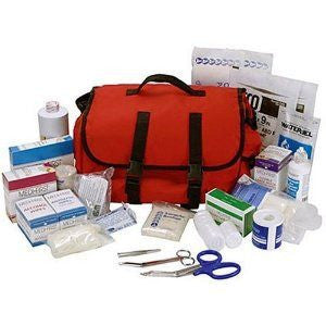 Standard Trauma Kit with Supplies