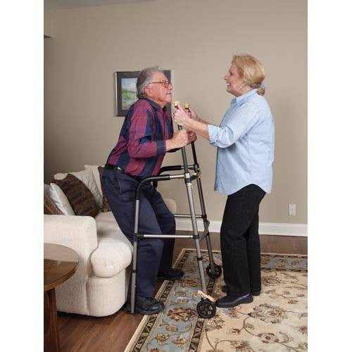 Drive Medical LiftWalker Standing Walker - Rollators and Walkers - Mountainside Medical Equipment