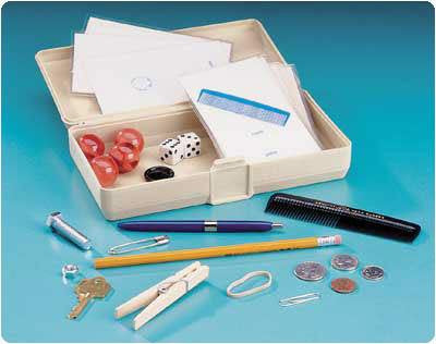 Buy Stereognosis Kit by Patterson Medical | Home Medical Supplies Online