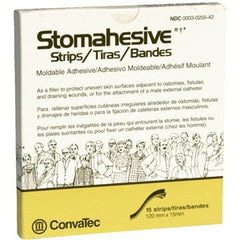 Buy Convatec Stomahesive Strips Moldable Adhesive, 15 box by Convatec | Home Medical Supplies Online