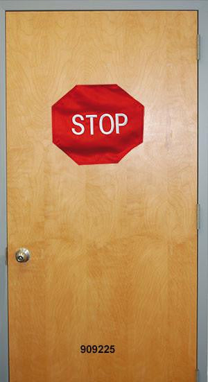 Skil-Care Stop Strip Visual Barrier