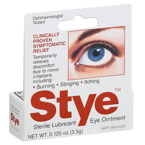 Buy Stye Eye Ointment 8 oz by Insight Pharmaceuticals LLC from a SDVOSB | Eye Products