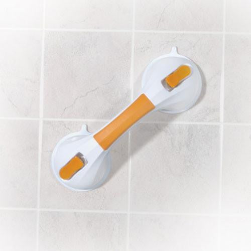 Suction Cup Grab Bar with Locking Indicator