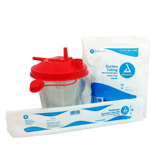 Suction Machine Supplies Kit