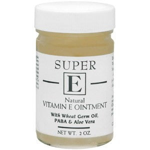 Super Vitamin E Ointment 2 oz - Creams and Ointments - Mountainside Medical Equipment