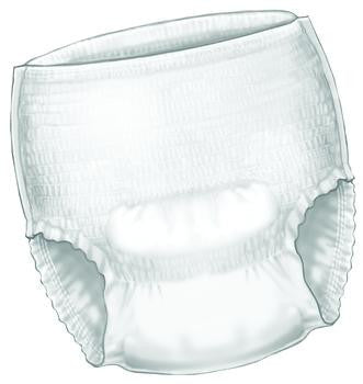Buy Surecare Disposable Underwear XX Large 48/Case by Covidien | Home Medical Supplies Online