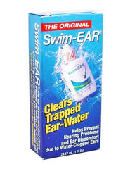 Buy Swim Ear Water Removal Ear Drops online used to treat Ear Supplies - Medical Conditions