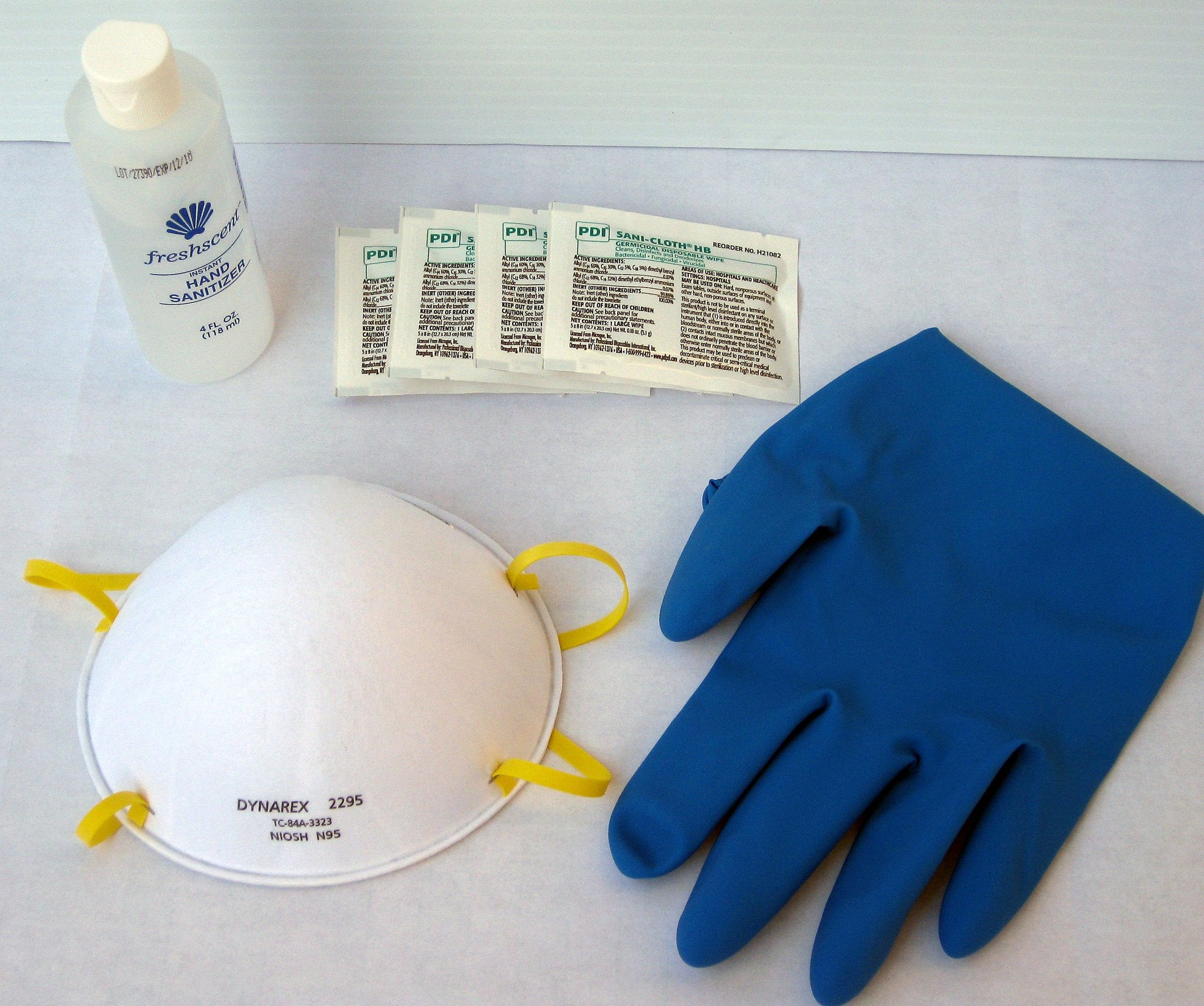 Buy Basic Pandemic Swine Flu Survival Kit online used to treat Cold and Flu - Medical Conditions