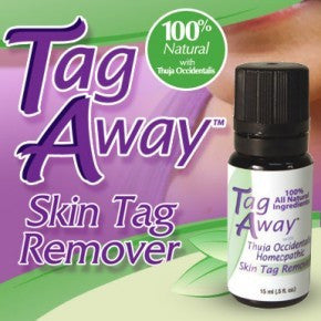 Tag Away Skin Tag Remover, 15 ml for Plantar Warts by Rochester Drug | Medical Supplies