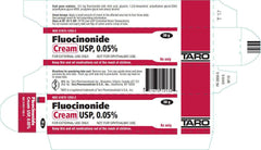 Buy Taro Fluocinonide Cream 0.05% 15 Gram by Taro from a SDVOSB | Skin Care