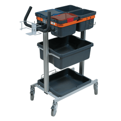 Buy Taski Nano N1 Mobile Work Station used for Cleaning & Maintenance by n/a