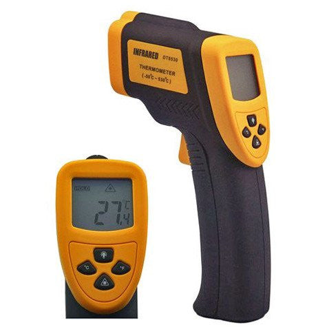 Buy Thermco Precision Digital Infrared Therometer Single Laser by n/a from a SDVOSB | Digital Thermometers