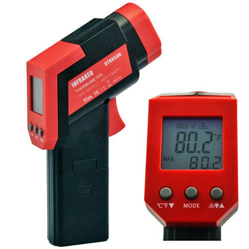 Buy Digital Dual Laser Infrared Thermometer online used to treat Thermometers - Medical Conditions