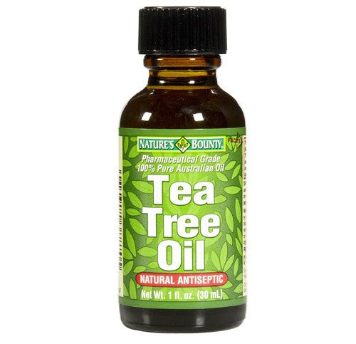 Natures Bounty Tea Tree Oil Natural Antiseptic