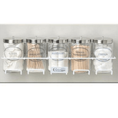 Buy Sundry Jar Rack with Mounting Hardware by Tech-Med Services online | Mountainside Medical Equipment