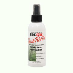 Buy Tecnu Rash Relief Anti-Itch Spray 6 oz by Tec Laboratories | SDVOSB - Mountainside Medical Equipment
