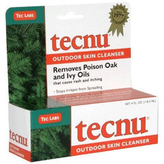 Buy Tecnu Outdoor Skin Cleanser 4 oz by Tec Laboratories from a SDVOSB | First Aid Supplies