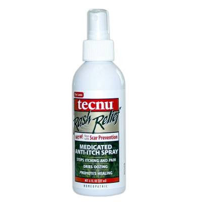Tecnu Rash Relief Anti-Itch Spray 6 oz