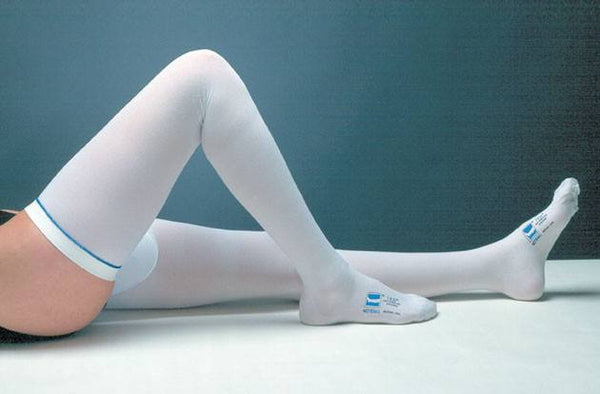 T.E.D. Thigh Length Anti-Embolism Stockings with Belt