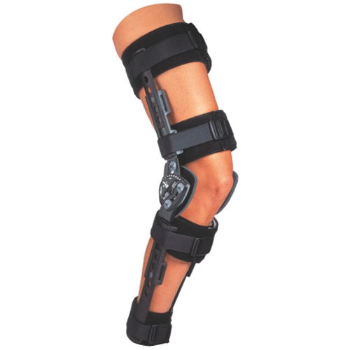 Donjoy Telescoping Cool Trom Leg Brace - Leg Braces - Mountainside Medical Equipment
