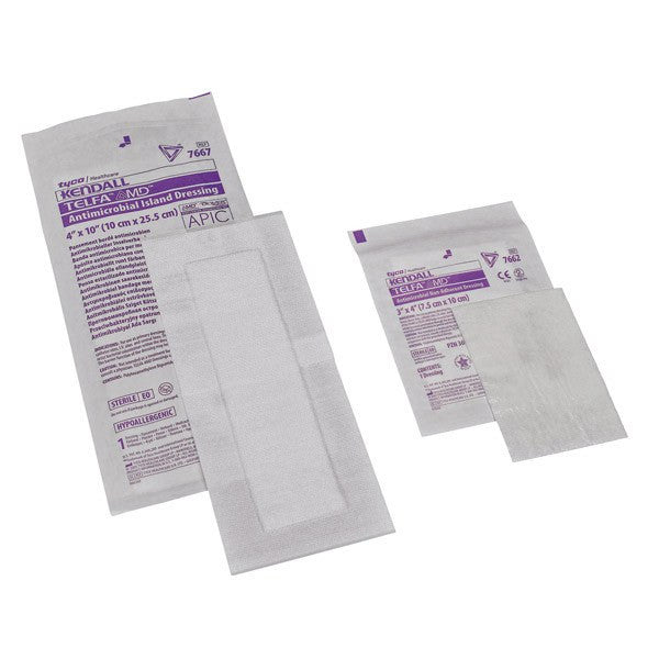 Telfa AMD Dressings 3 x 4 (50 Each) - Gauze Pads - Mountainside Medical Equipment