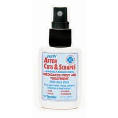 Buy Tender After Cuts & Scrapes Antiseptic Spray online used to treat First Aid Supplies - Medical Conditions