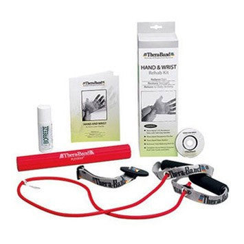 Thera Band Hand and Wrist Rehab Kit