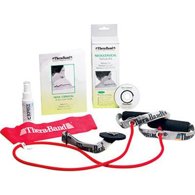 Thera Band Neck Rehab Kit