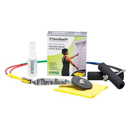 Thera Band Shoulder Rehab Kit - Physical Therapy - Mountainside Medical Equipment