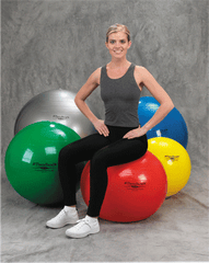 Buy Thera-Band Exercise Balls by Fabrication Enterprises wholesale bulk | Physical Therapy