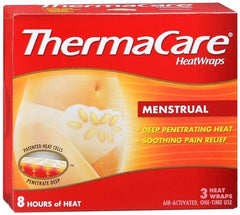 Buy ThermaCare Menstrual HeatWraps 3/Box by n/a | Home Medical Supplies Online