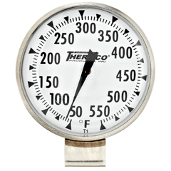 "Buy Bi-Metal Dual Scale 1 ¾"" Thermometer by n/a online 