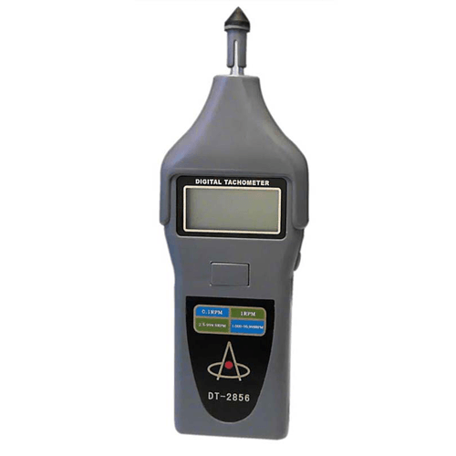 Digital Laser-Type Contact / Photo Tachometer