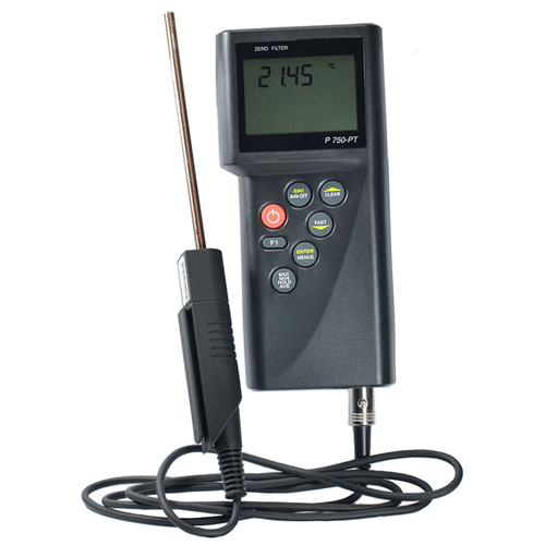 Buy Thermco Handheld Pt100 Digital Thermometer by n/a from a SDVOSB | Thermometers
