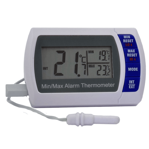 Buy Thermco Internal-External Min/Max Digital Thermometer by n/a from a SDVOSB | Thermometers
