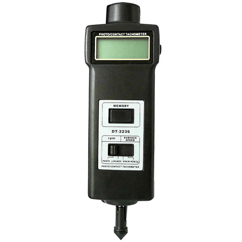 Buy Multifunctional Photo, Contact & Surface Tachometer online used to treat Thermometers - Medical Conditions