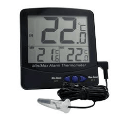 Buy Large Triple Digit Display Screen Thermometer used for Thermometers by n/a