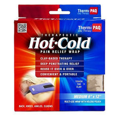 Buy Thermipaq Reusable Hot /Cold Pain Relief Therapy Wrap with Velcro strap used for Cryotherapy by Thermionics Corp
