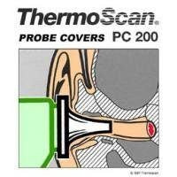 Buy ThermoScan Pro 4000 Probe Covers (200 bx) by Welch Allyn | Home Medical Supplies Online