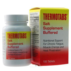 Buy Thermotabs Fatigue & Cramp Buffered Salt Tablets by Numark Laboratories online | Mountainside Medical Equipment